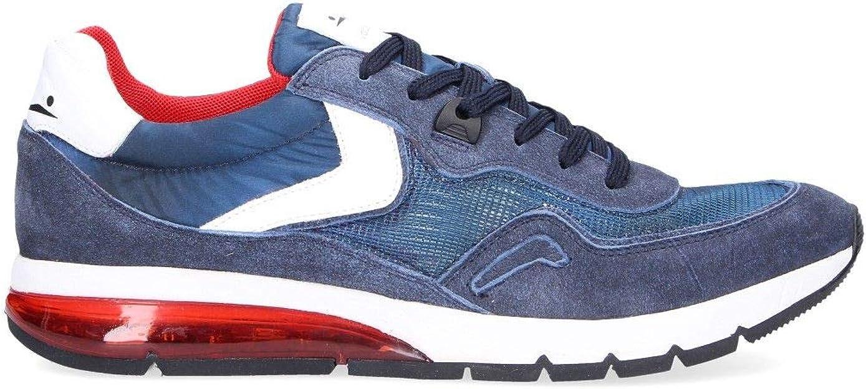 Luxury Fashion | Voile Blanche Hombre 13612C55 Azul Claro Zapatillas | Temporada Outlet: Amazon.es: Zapatos y complementos