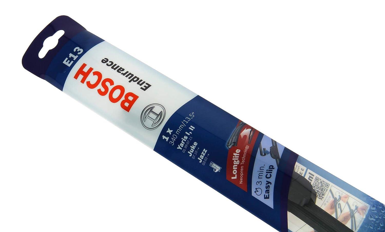 Bosch 50193 - Escobilla para limpiaparabrisas Endurance Retro Fit ...