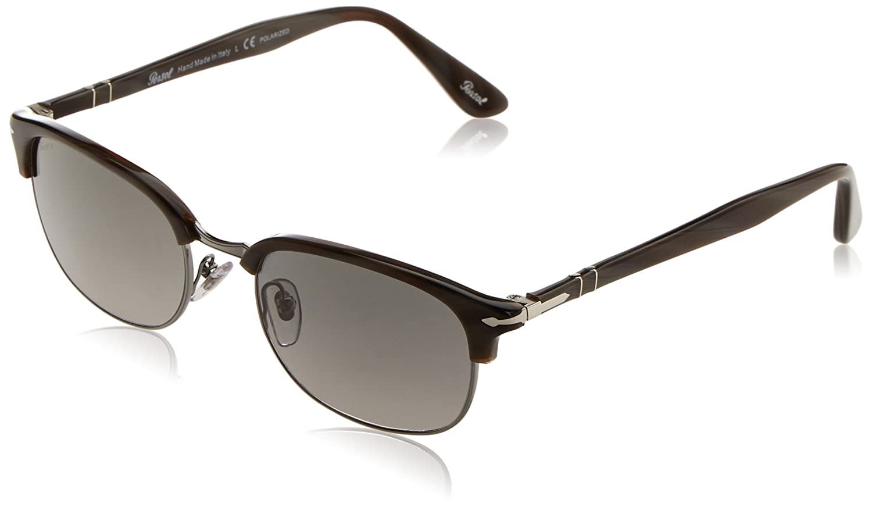 TALLA Medium (Talla fabricante: 55). Persol 0Po8139S, Gafas de Sol Unisex Adulto