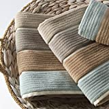 Buenos Aires 6 Piece Towel Set By Caro Home-LINEN