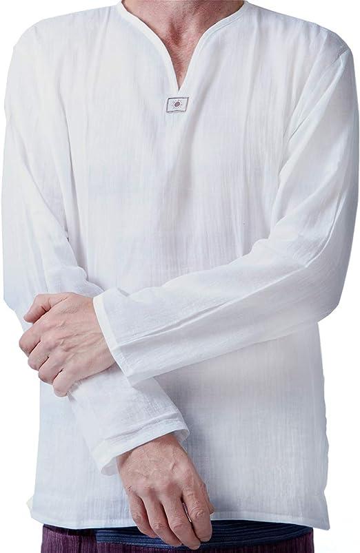 Amazon.com: Camiseta de algodón para hombre, diseño medieval ...