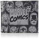 Marvel portafolios delgada para hombre en caja de lata coleccionable, Marvel Comics, Talla única