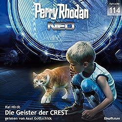 Die Geister der CREST (Perry Rhodan NEO 114)