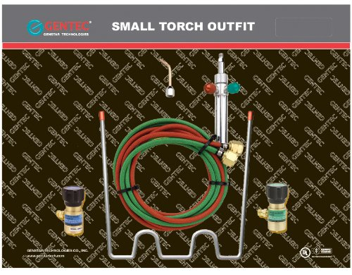 Sm Kit,prop/oxy for Disp Tanks,w/#4 Tip(kstp14-tsp - SOL-208.00 (Torch Tip For Propane Tank compare prices)