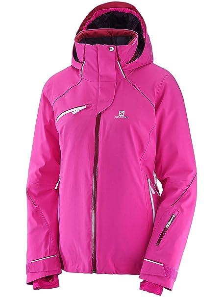 SALOMON Women's Speed Jacket: Amazon.co.uk: Clothing