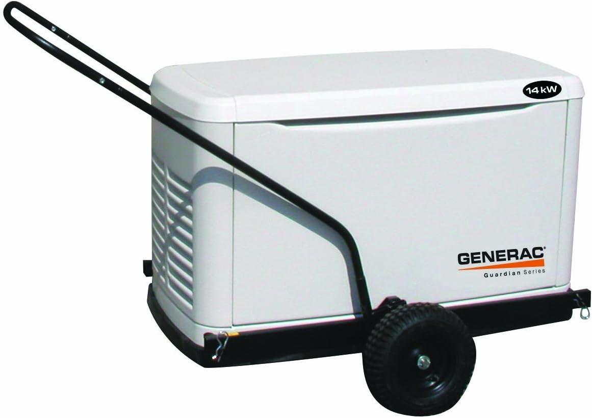Generac 5685 Air-Cooled Standby Generator Transport Cart 615IKPDIx1LSL1226_