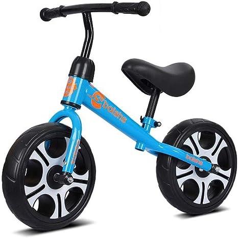 Bicicleta sin Pedales, Balance de bicicletas, 12