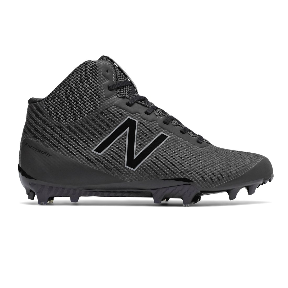 bf01cc7ab6c5 Amazon.com: New Balance Burn X Mid Lacrosse Cleats: Sports & Outdoors