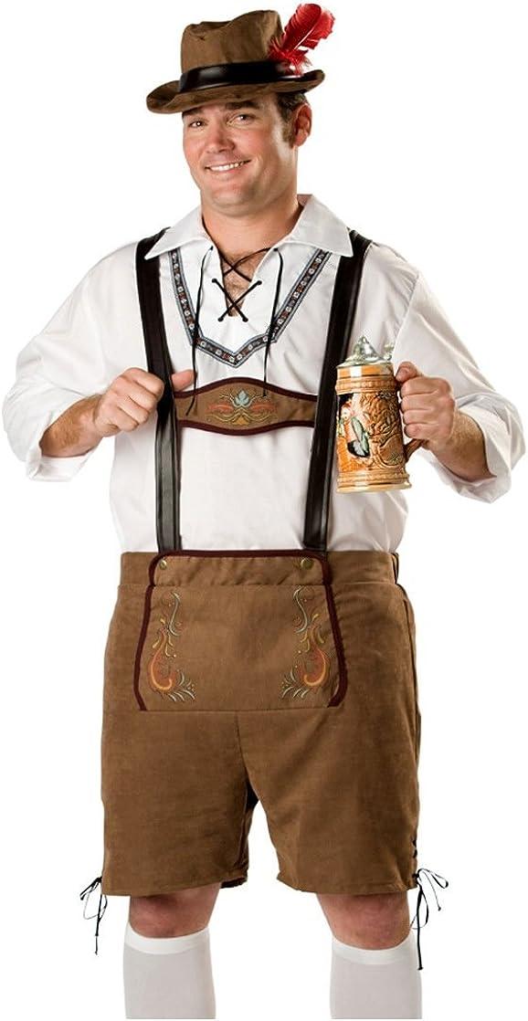 Amazon.com: Hombres Plus Size XXL la cerveza alemana ...
