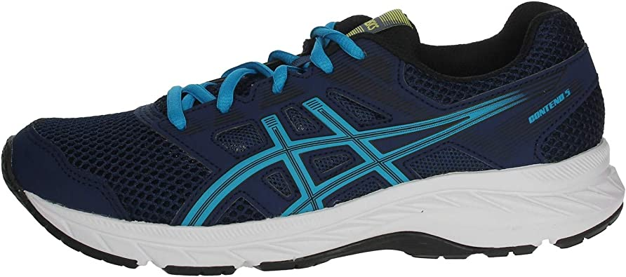 ASICS Gel-Contend 5 GS Junior Zapatillas para Correr - AW19: Amazon.es: Deportes y aire libre