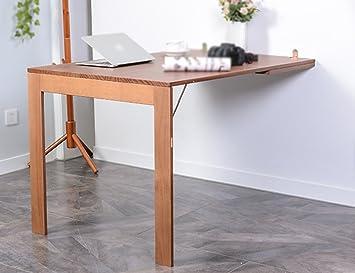 Scrivania Pieghevole A Muro : Hydt tavolo pieghevole muro semplice contro il tavolo tavolo da