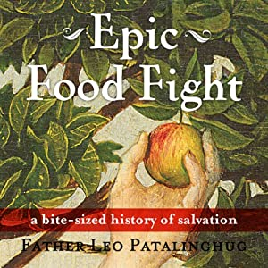 Epic Food Fight Audiobook