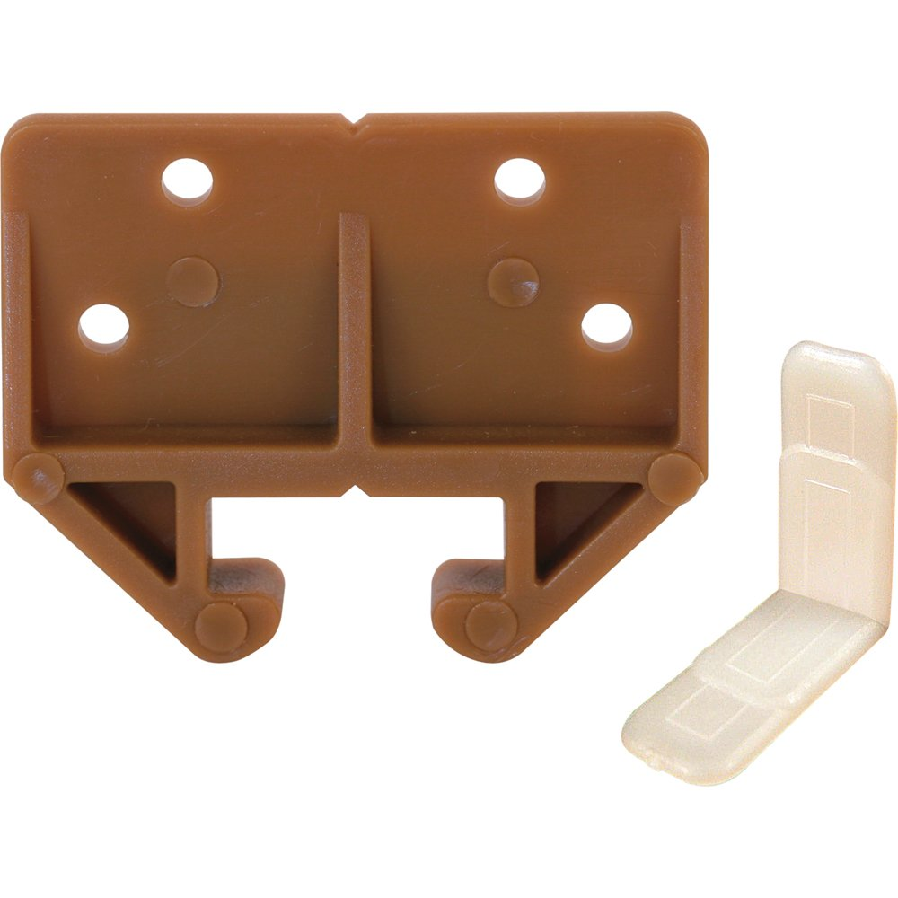 Prime-Line Products R 7084 Drawer Track Guide and Glides,(Pack of 2) good