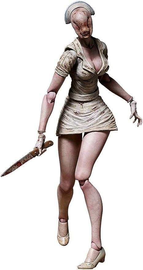 Amazon Com Good Smile Silent Hill 2 Bubble Head Nurse Figma