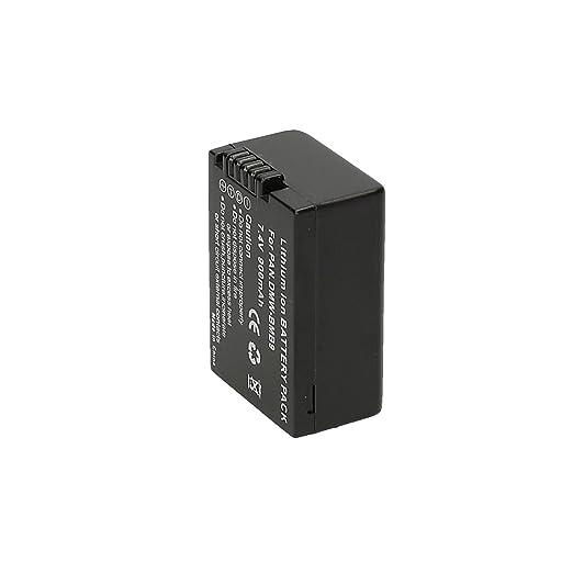 PURE⚡POWER® Batería de cámara fotográfica para Panasonic Lumix DMC-FZ45K (7.2V, 900 mAh, Li-Ion): Amazon.es: Electrónica