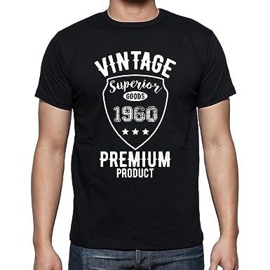 1960 Vintage superior, tshirt herren, tshirt mit jahre, tshirt geschenk