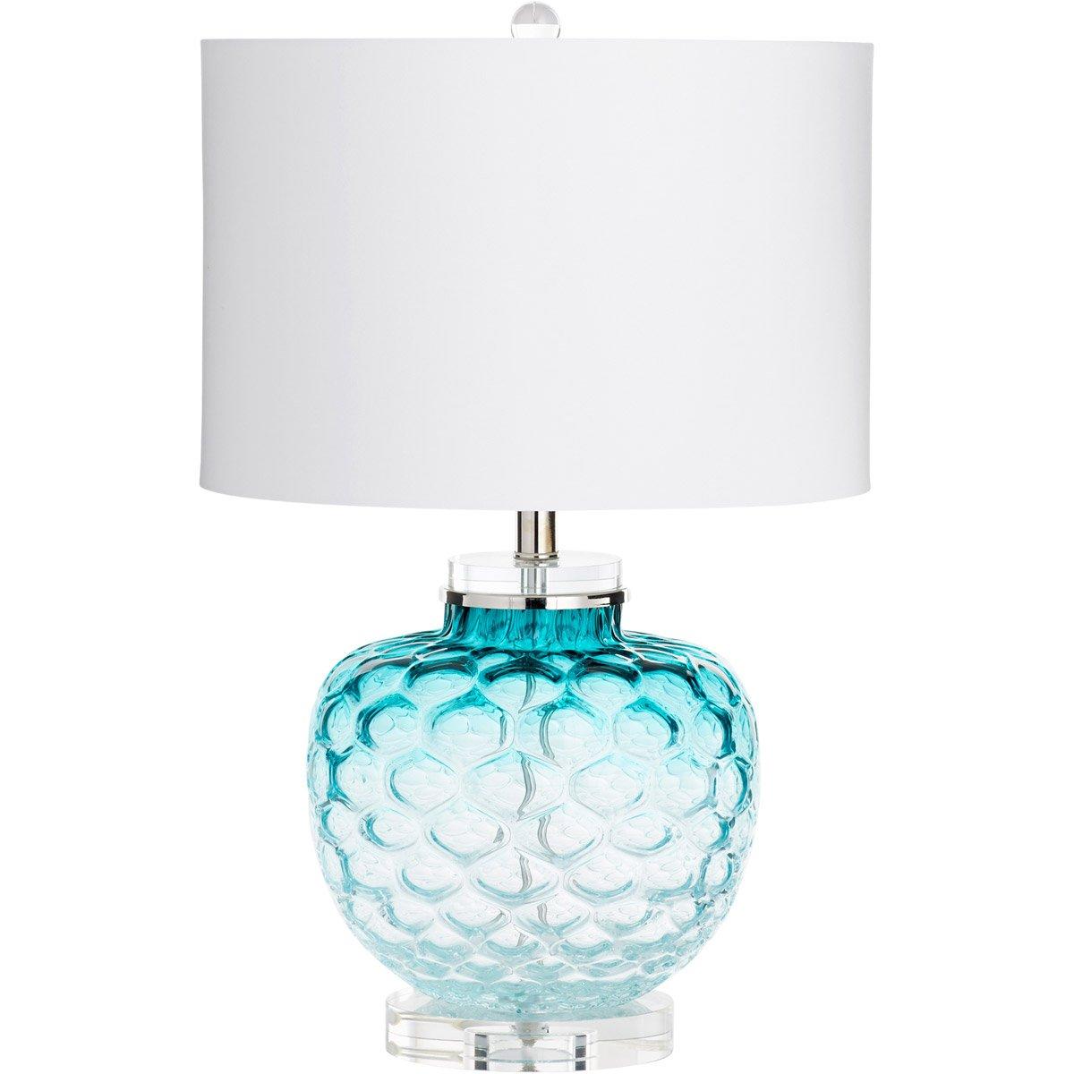 Cyan Design Ballard Table w/CFL Lamps