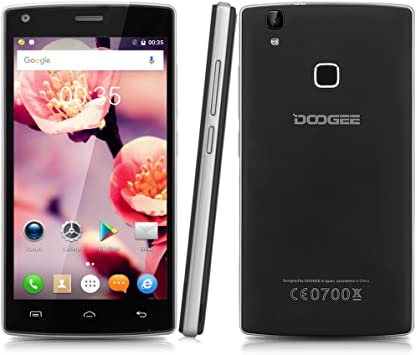DOOGEE X5 MAX Pro - Smartphone móvil Libre 4G (Android 6.0 ...