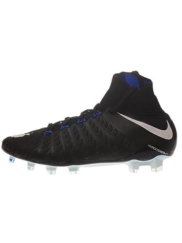 super popular 6ff28 c3a7a Nike Herren Hypervenom Phantom Iii Dynamic Fit (Fg) Fußballschuhe, Light  Navy, Armory