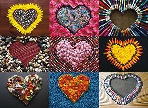 Clementoni 30499.8 - Puzzle de 500 piezas, diseño de corazones