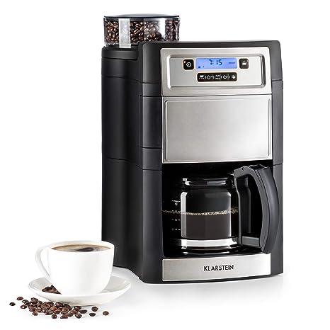 Klarstein Aromatica II máquina de café con molino • Máquina de café con filtro • 1000