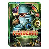 ZMan Games Pandemic State of Emergency Board Game