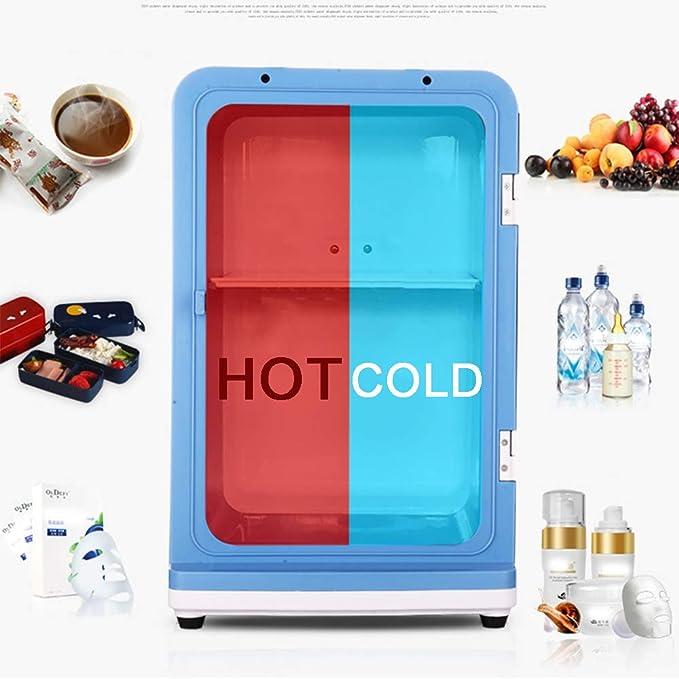 Sobremesa Congelador pequeño y Alimentos termoeléctricos 12 L ...