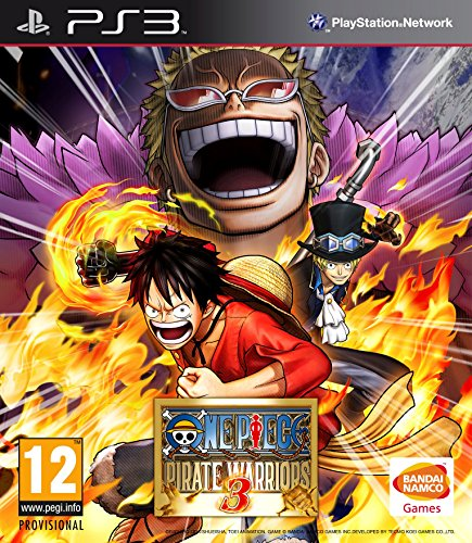 One Piece Pirate Warriors 3 by Playstation