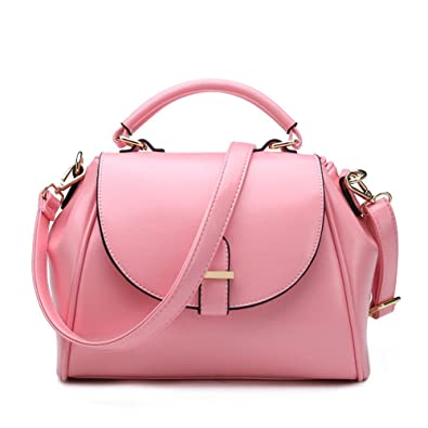 Bolsas Femininas Mujer, Women Leather Tote Handbag Top ...