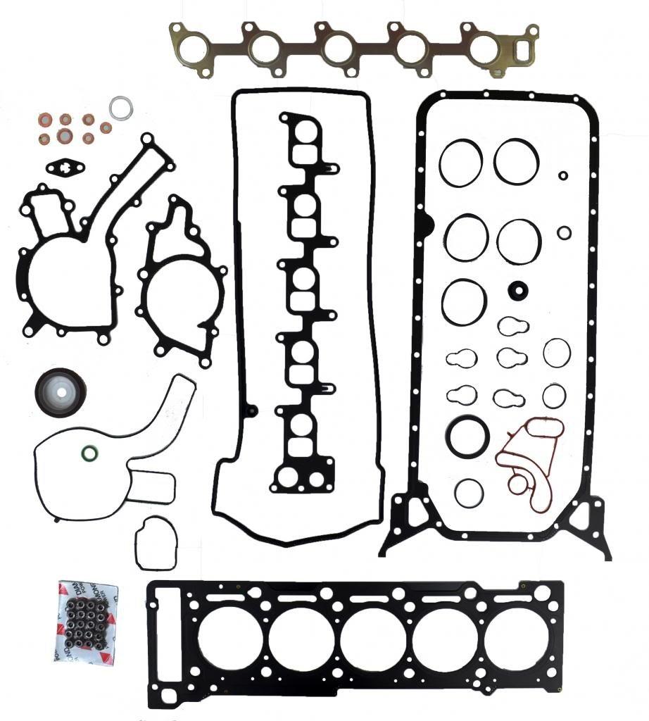 Diamond Power Full Gasket Set works with Dodge Sprinter 2500 3500 2.7L DOHC Mercedes-Benz 4 DIESEL Passenger Cargo Van 2003 04 05 06
