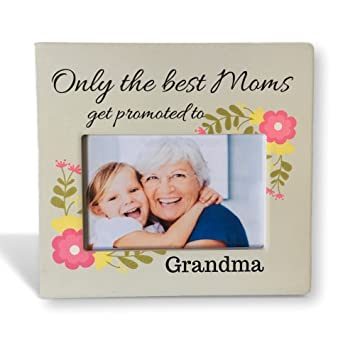 Amazoncom Banberry Designs Grandma Frame Only The Best Moms Get