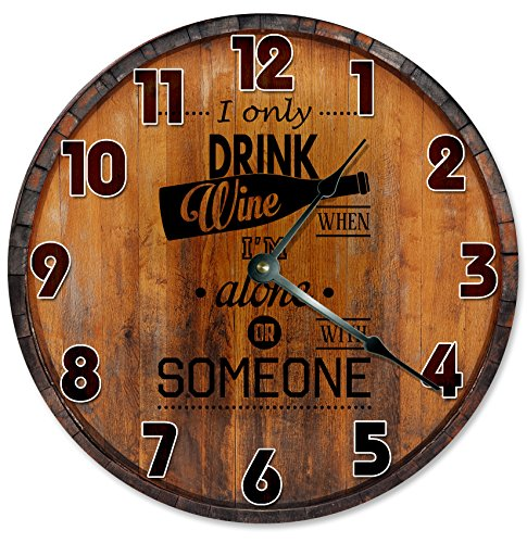 i-only-drink-wine-clock-decorative-round-wall-clock-home-decor-large-105-barrel-casket-crate-printed