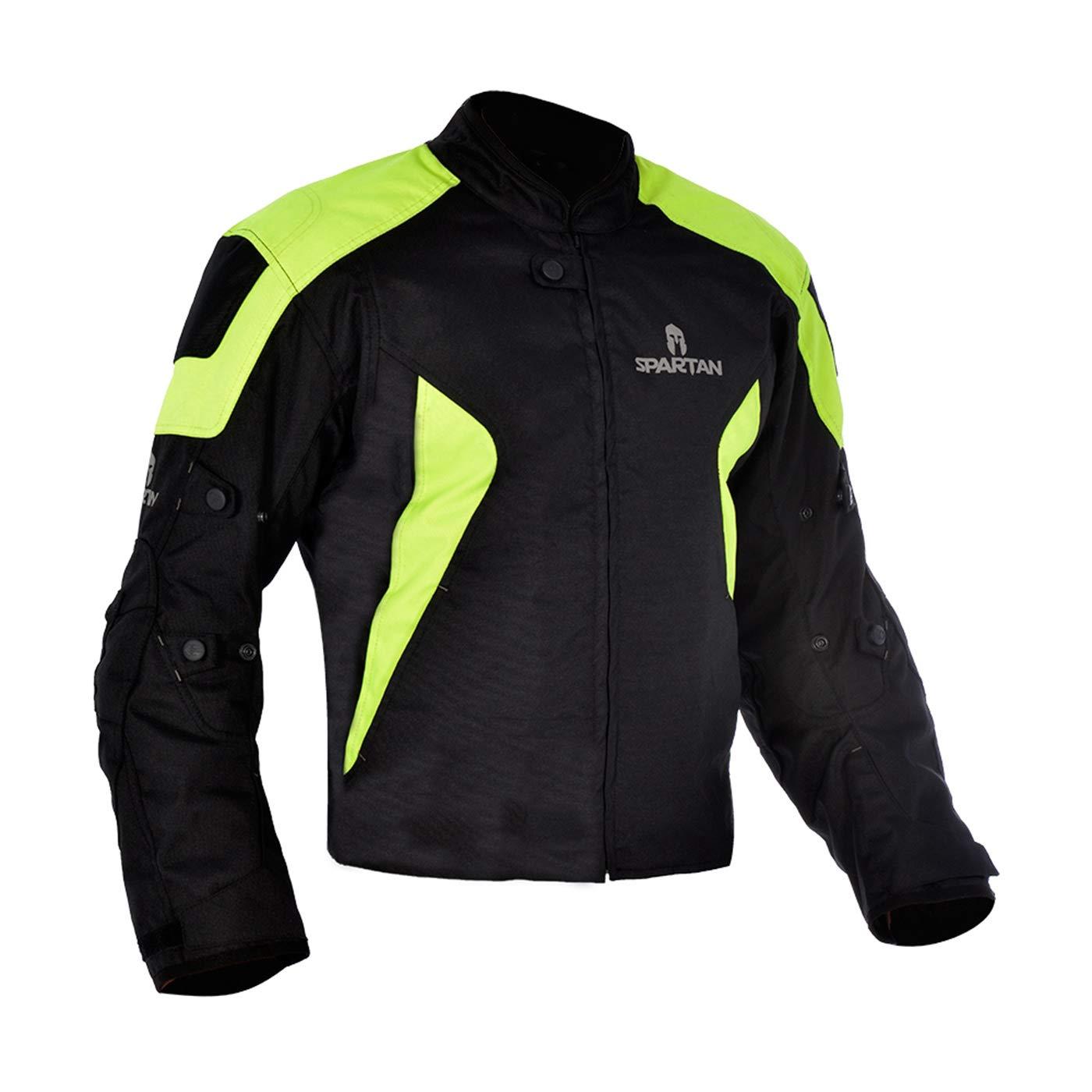 Oxford Mens Spartan Textile Short Jacket Black Small J17SBS