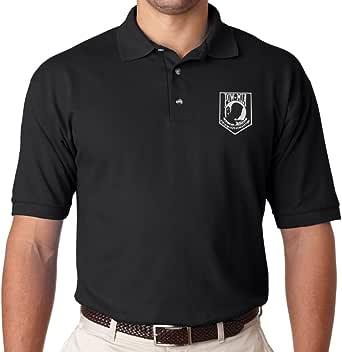 Armed Forces Depot POW MIA Polo Shirt at Amazon Men's