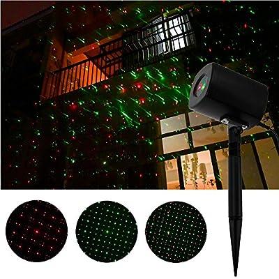 US Stock!!Outdoor Decorative Lighting Lamp Hosamtel 6.8W 2A 4.5VDC Waterproof LED Landscape Garden Wall Yard Path Light