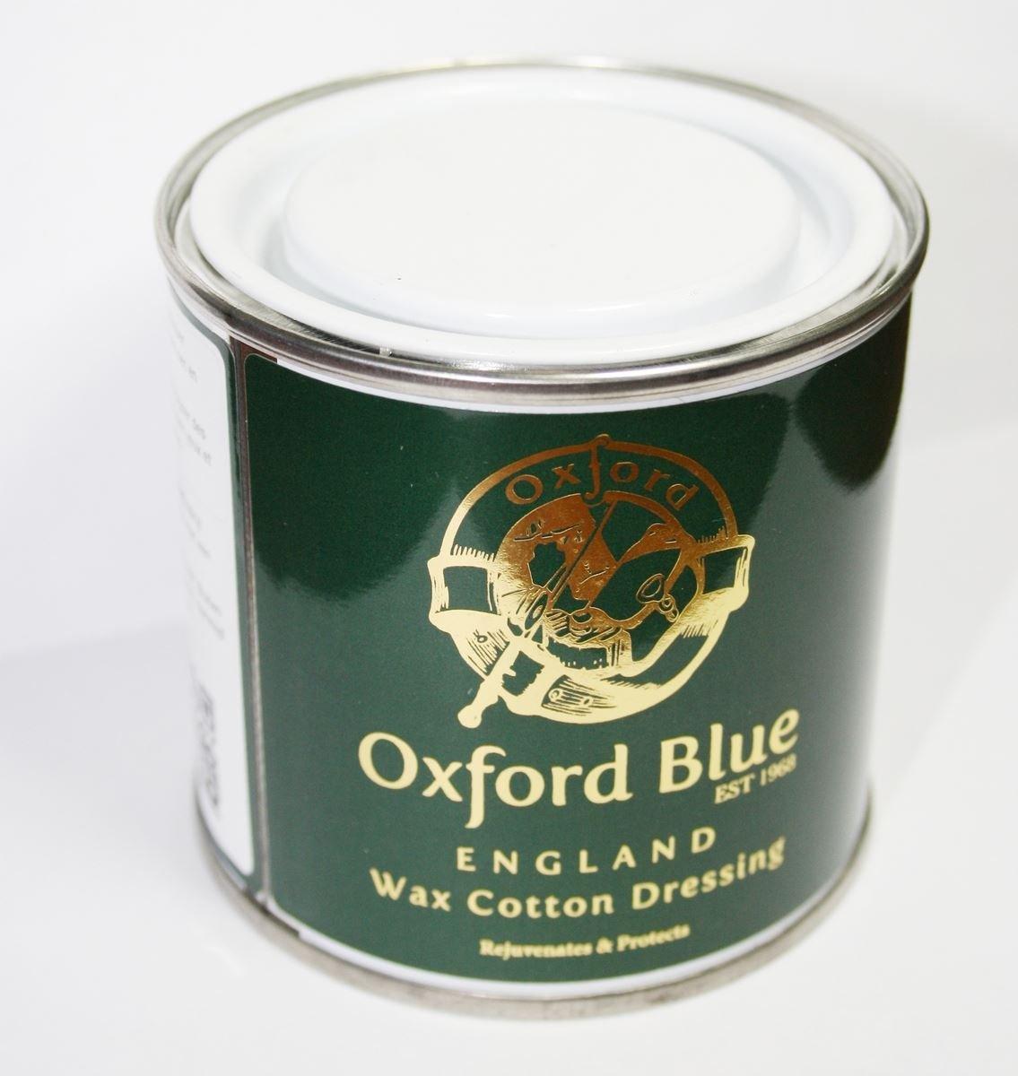 Oxford Azul de Cera para rewaxing - en una Lata para ...