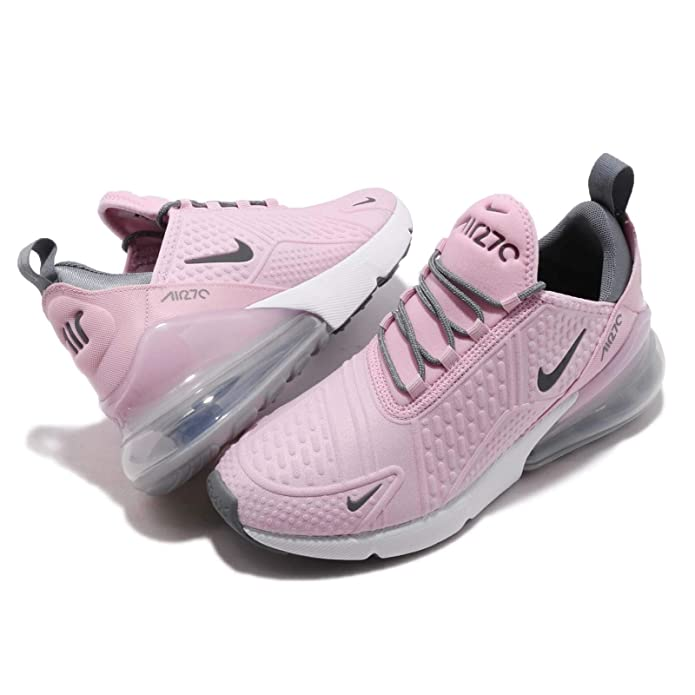 best website cb406 b9da4 Amazon.com | Nike Kid's Air Max 270 SE GS, LT Arctic Pink ...
