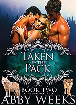Taken Pack Shifter Wolfpack Trilogy ebook product image