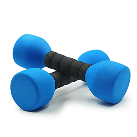 Aoneky Foam Covered Weights for Kids, Recommended for Boys Aged 3 to 6  Years Old, Children Safe Exercise Dumbbell Toy, 1 5 lbs