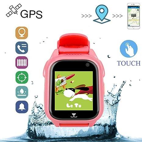 Smartwatch Niños con Camara Relojes Deportivos Niños Reloj Smartwatch Niños con Cámara y Album de Fotos
