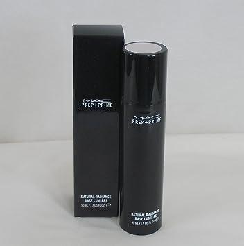 Amazon.com : MAC Prep + Prime Natural Radiance - Radiant Pink : Beauty