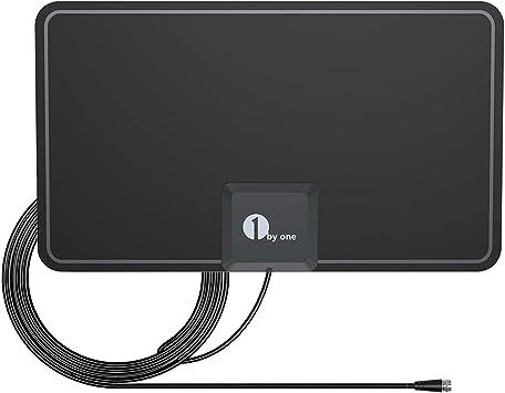 1Byone - Antena de TV (ultrafina), OUK00-0353