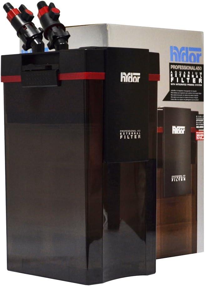 Best Aquarium Filter : Hydor Professional External Canister Filter