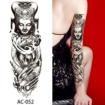 Etiqueta engomada del tatuaje del cuerpo completo del tatuaje del ...