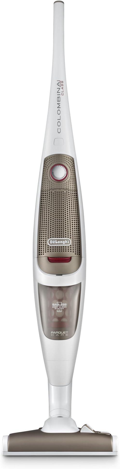 DeLonghi XL155.40 - Aspiradora vertical, 900 W, 26 kWh, color blanco: Amazon.es: Hogar