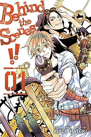 Behind the Scenes!!, Vol. 1 (Drama High Series Volume 1)