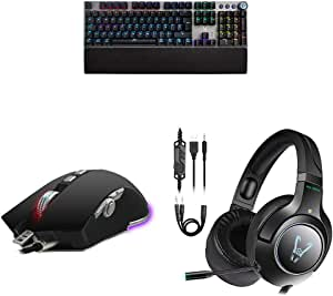 Woxter Stinger RX 1000 Kr - Teclado Gaming mecánico + ...