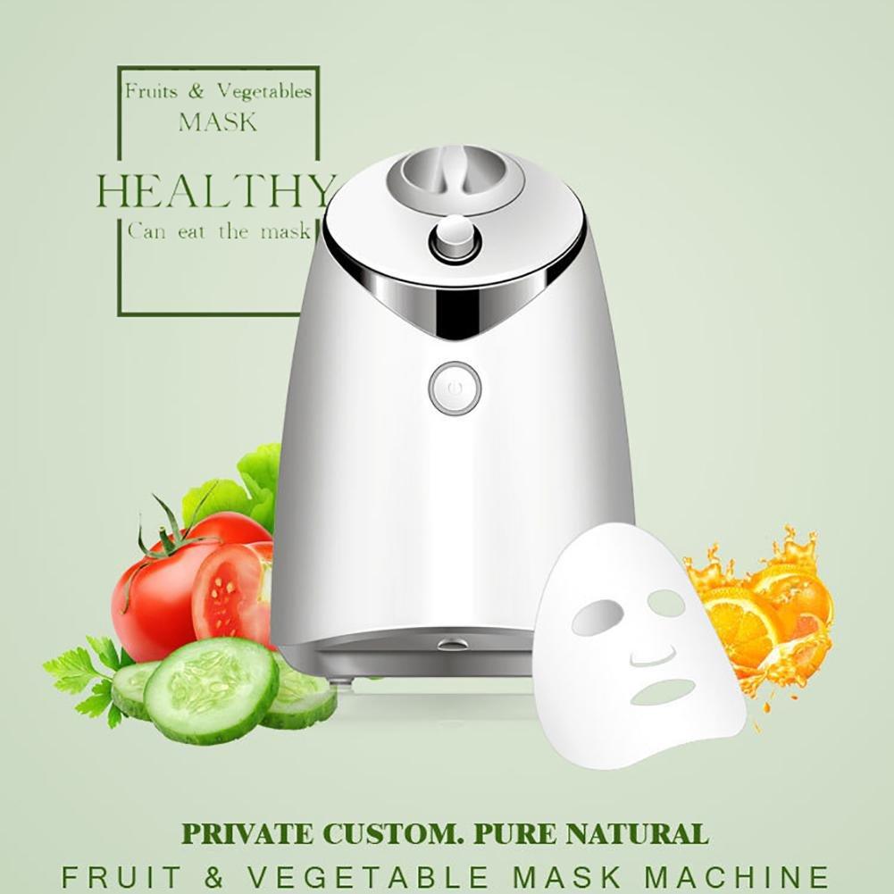 Face Mask Machine, Leegoal Intelligence DIY Fruit and Vegetable Facial Care Mask Maker Machine, FDA-certified
