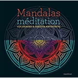 Mandalas méditation: Coloriages à gratter antistress