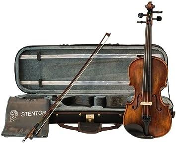 Stentor 1864/A Verona 4/4 - Traje de Violín: Amazon.es: Instrumentos musicales